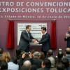 EVENTOS PROGRAMADOS EN CENTRO DE CONVENCIONES DEL EDOMEX