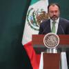 NO A ACUERDOS QUE VULNERE DIGNIDAD DE LOS MEXICANOS: VIDEGARAY
