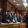 SE REGISTRA ALFREDO BARRERA COMO CANDIDATO ÚNICO A RECTOR DE LA UAEM