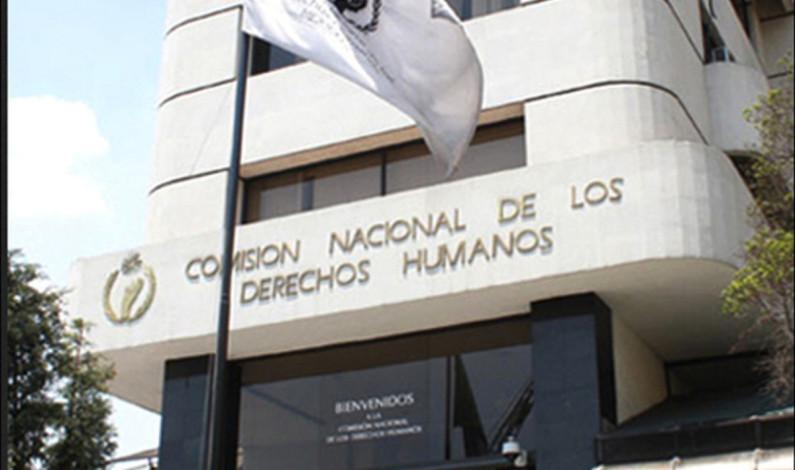 RECHAZA CNDH POLÍTICAS EN CONTRA DE MIGRANTES MÉXICANOS