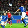 ITALIA DERROTA 2-0 A ALBANIA