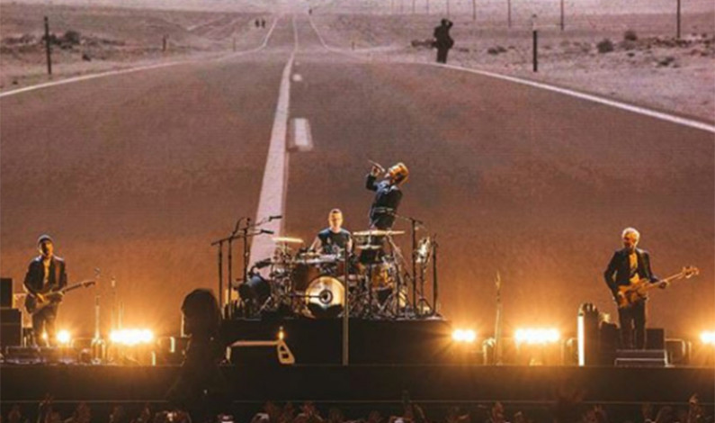 U2 LANZA SU PRIMER SENCILLO 'YOU'RE THE BEST THING ABOUT ME'