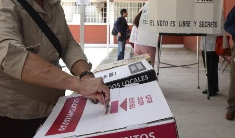 INICIA PROCESO ELECTORAL PARA ALCALDES Y DIPUTADOS LOCALES EN EDOMEX