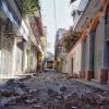 SISMO DEJA DAÑOS EN 4 MIL VIVIENDAS, 80 ESCUELAS Y 5 HOSPITALES DE OAXACA