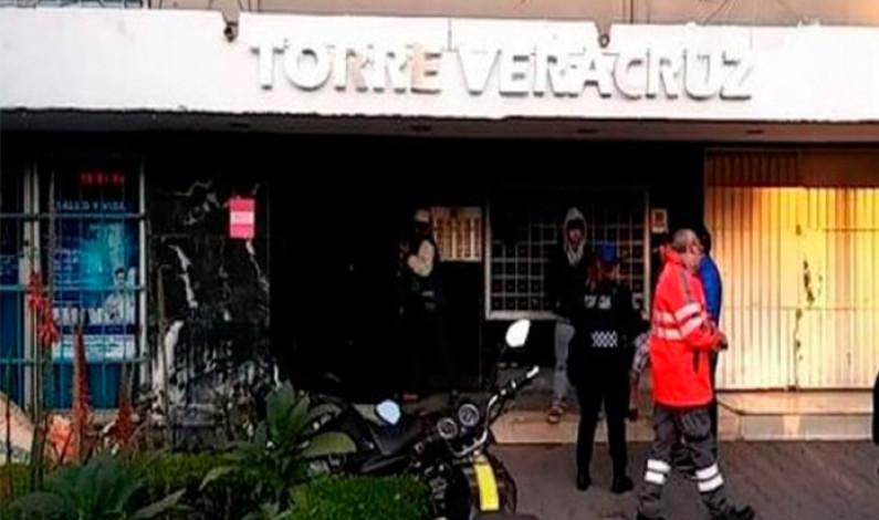 CAÍDA DE ELEVADOR EN EDIFICIO DE TLATELOLCO DEJA 4 HERIDOS