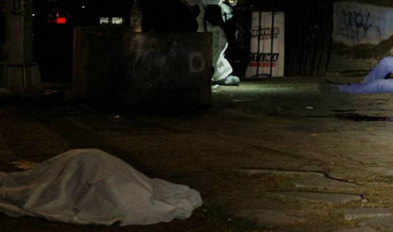 INVESTIGAN HOMICIDIO DE TRES ESTUDIANTES DE LA UACM