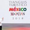 PEÑA NIETO INAUGURA EL 43 TIANGUIS TURÍSTICO EN MAZATLÁN