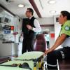 Verifican que ambulancias cumplan con requerimientos técnicos y humanos