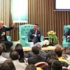 Presenta su nuevo libro el consejero electoral Saúl Mandujano