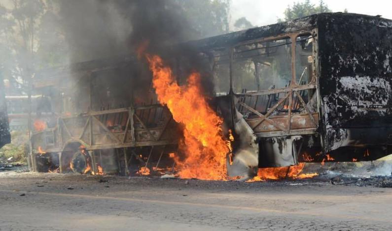 Estalla Violencia en Otzolotepec
