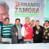 Abandonan a Morena, PT y PRD para apoyar a Fernando Zamora