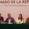 """Acusa PRI que candidatos al Senado de coaliciones """"ahorran"""" y no hacen campaña"""