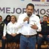 Ni con la Perra Brava despega la campaña de Gerardo Pliego