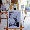 Promueven lactancia materna con exposición fotográfica