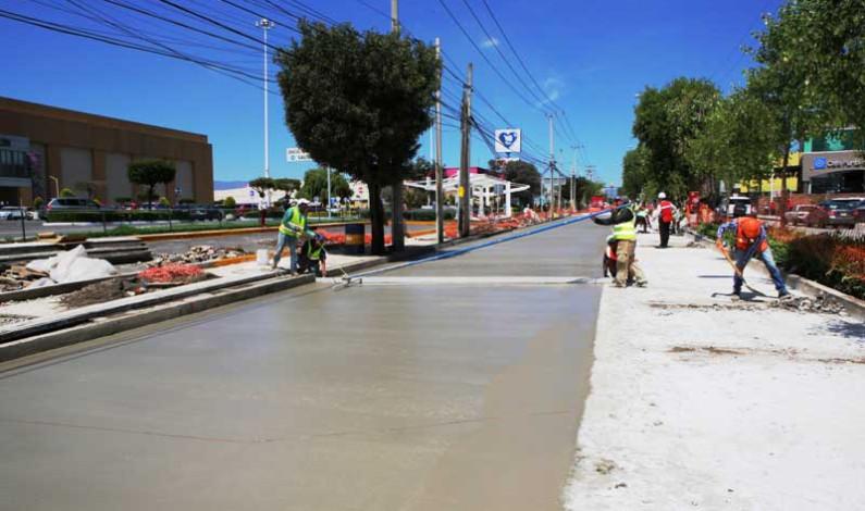 Reabren el lunes 14 de mayo la vialidad Leona Vicario, en Metepec