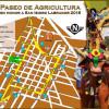 El 22 de mayo el Paseo de la Agricultura en honor a San Isidro Labrador