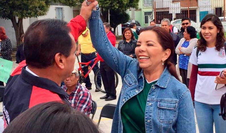 El gobierno se construye en las calles: Carolina Monroy