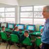 Supervisa Del Mazo plantel escolar y clínica en Temamatla