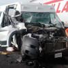 Deja cuatro heridos, dos de gravedad, choque en carretera Toluca-Atlacomulco