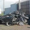 Muere hombre al volcar vehículo en carretera Toluca-Atlacomulco