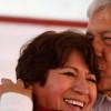 Será Delfina Gómez representante personal del gobierno de Andrés Manuel López Obrador en el Estado de México