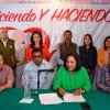 Dora Elena Real Salinas no necesita cargo para trabajar por su gente
