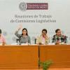 En comisiones legislativas, aprueban cambios a la ley de la burocracia mexiquense