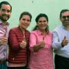 Confía María Elena Barrera en jornada electoral pacífica y de buenos resultados