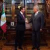 Peña Nieto y López Obrador pactan transición tersa y unidad ante negociación del TLC