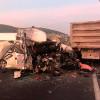 Deja 14 muertos accidente en la autopista México-Pachuca