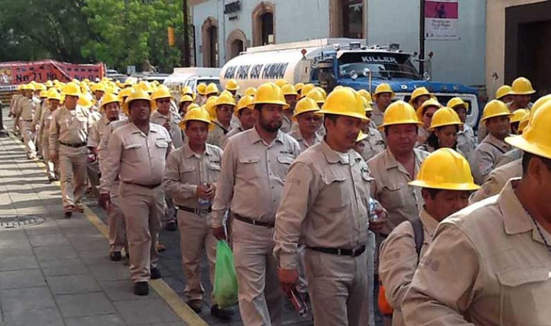 Obreros demandan no desestabilizar la paz laboral con conflictos poselectorales