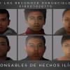 Sentencian a más de 80 años de prisión a seis secuestradores