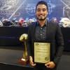 Alejandro Márquez, quarterback de Potros Salvajes UAEM, es el Jugador Más Valioso de ONEFA 2017
