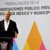 Promulga Del Mazo Ley de Asociaciones Público Privadas del Estado de México y Municipios