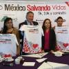 Convoca Cruz Roja Edomex a tres carreras en Todo México Salvando Vidas