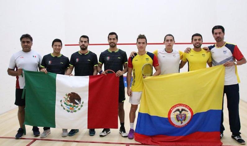 Presume Carlos Acra 54 medallas conquistadas por atletas mexiquenses en Barranquilla