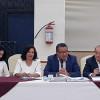 Maurilio Hernández, coordinador de Morena en la LX Legislatura mexiquense