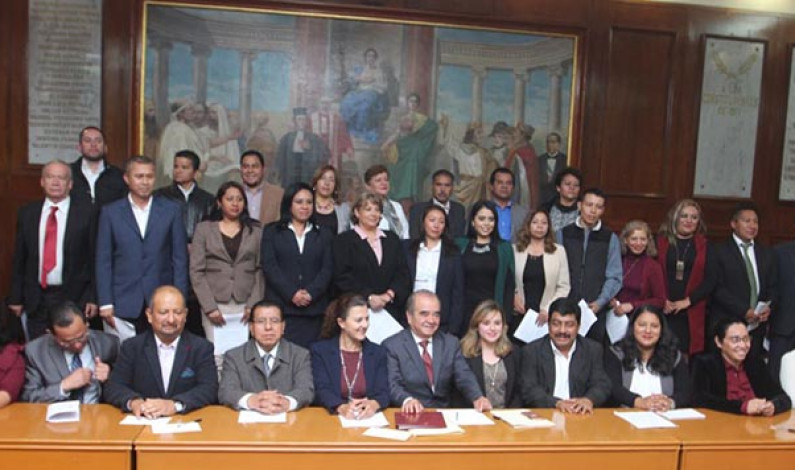 Anuncian diputados de Morena recorte del 30% a Poderes Ejecutivo, Legislativo y Judicial