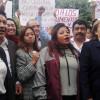 Si hay justicia, devolverán las diputaciones: Morena