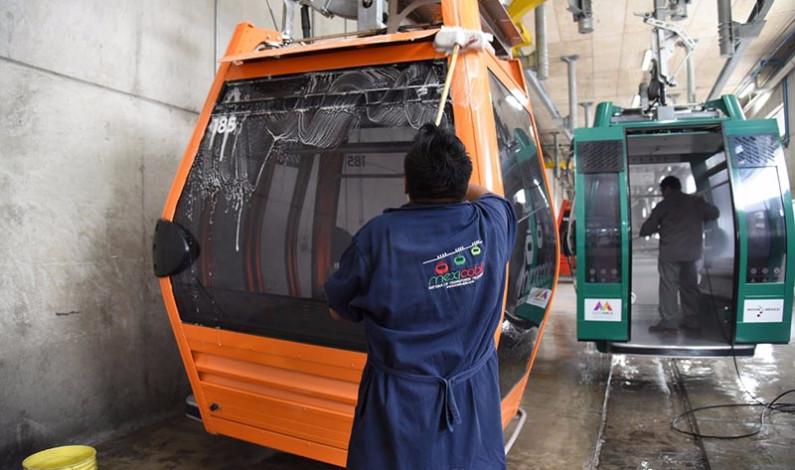 Reinicia operaciones el Mexicable de Ecatepec este lunes 6 de Agosto