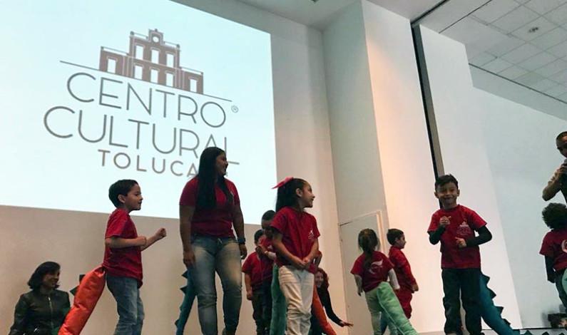 Concluye curso de verano en Centro Cultural Toluca