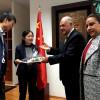 Promueve Edomex inversiones ante delegación de China