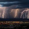 Prevén tormentas eléctricas y granizo para este sábado