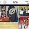 Gendarmería suma esfuerzos a favor de los pueblos indígenas