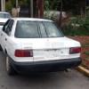 Atrapan sujeto en auto robado, presuntamente vinculado a otros atracos