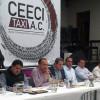 Taxistas piden a Morena derogar Ley del Transporte y destituir a Raymundo Martínez Carbajal