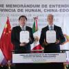 Invertirán 145 millones de dólares en Edomex empresarios chinos