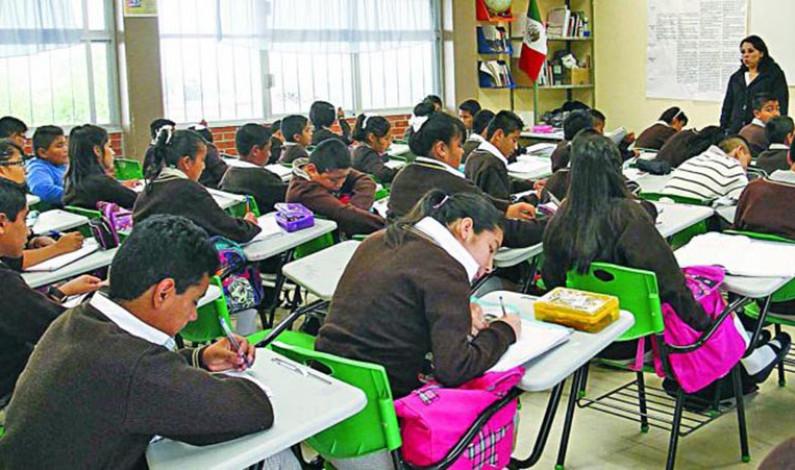 En Edomex no hay un solo niño o joven sin clases por daños del sismo