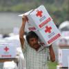 Entrega Cruz Roja ayuda a damnificados por sismos en Ecatzingo y Atlautla