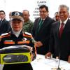 La de Toluca es una de las policías mejor equipadas del país